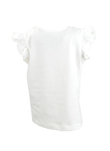 Mininio Ekru Bisiklet Baskılı T-Shirt (9ay-4yaş) Ekru Bisiklet Baskılı T-Shirt (9ay-4yaş) Ekru